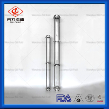 Stainless Steel Long Style Sight Glass with Tri-Clamp