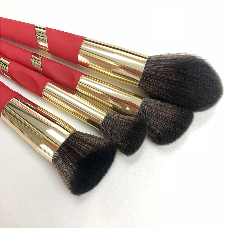 Makeup tools brushes