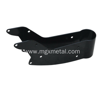 Steel Throttle Adjust Lever Fixing Bracket