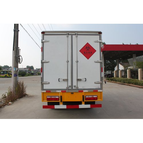 Brand New Dongfeng Medical Waste Transport vehicle