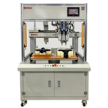 Desktop 6-Axis Screw Locking Machine