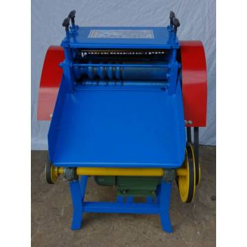 Wire Insulation Cutter Machine
