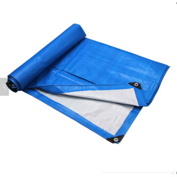 double green color PE tarpaulin for agriculture