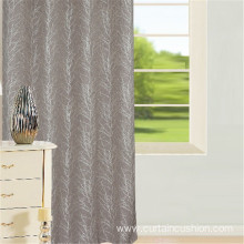 Curtain Panels Ready Made Window Jacquard Curtain