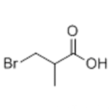 3-BROMO-2-METHYLPROPIONIC ACID CAS 56970-78-6