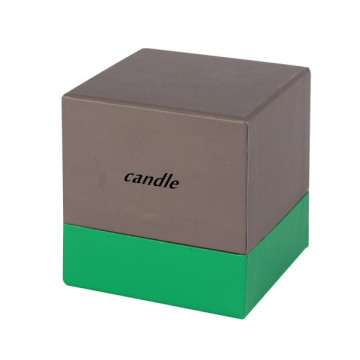 Art paper display packaging candle box