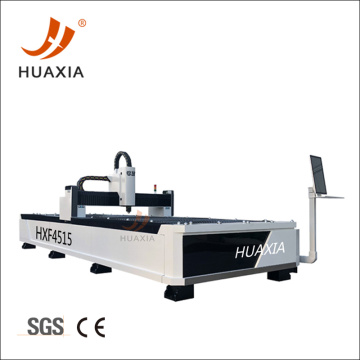 High speed cnc fiber laser cutting machines sheet metal 1000w