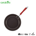 Pressed Silicon Handle Non Stick Frying Pan