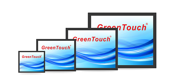 17 Inch Capacitive Touch Monitor