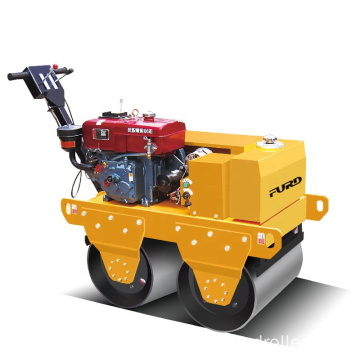 Vibration frequency double drum soil compactor road roller  FYL-S600CS