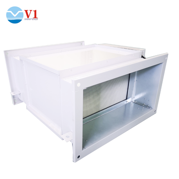 Air duct type Led uvc sterilizers for Hvac