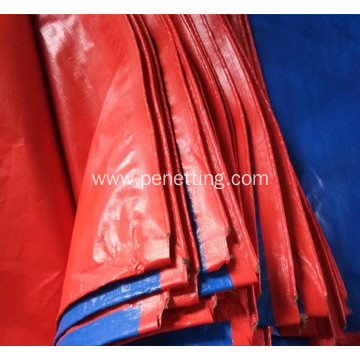 Reinforced PE Tarpaulin for Backpacking
