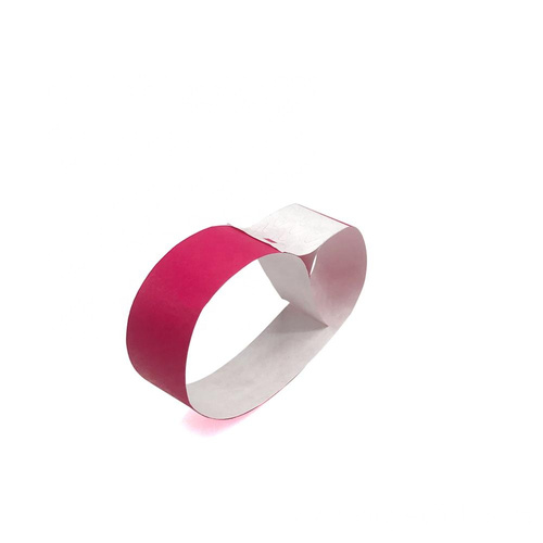 RFID Disposable NFC Wristbands For Events
