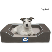 Dog Bed with Cooling Gel