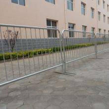 High Quality Hot Dipped Galvanized Crowd Control Barrier