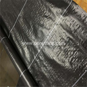 100% PP woven weed control fabric Ground Cover