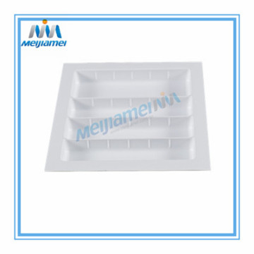 Quality Plastic Cutlery Tray  600 mm