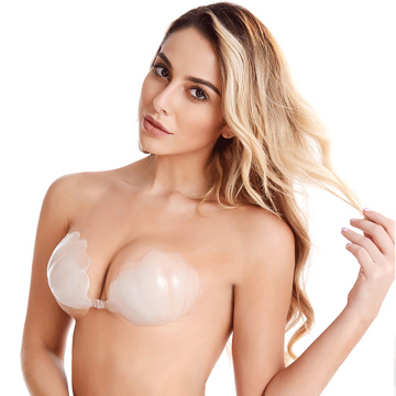 Push Up Gel Strapless Backless bra