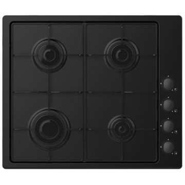 Candy Slim Cooktop on Inox Plate 60cm