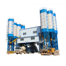 New 120m3/h cement stationary concrete batching plant