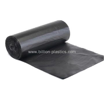 Black Star Seal Garbage Bag