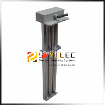 Titanium Triple-Tube Over-the-Side Immersion Heaters