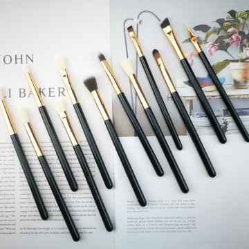 12PC Makeup Brush Set foar Eye