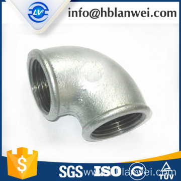 beaded Malleable Iron Pipe Fitting
