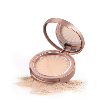 Powder Foundation Makeup Compact Pressed Powder
