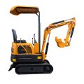 Best selling mini excavator
