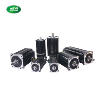 High speed 200W brushless dc motor 24V
