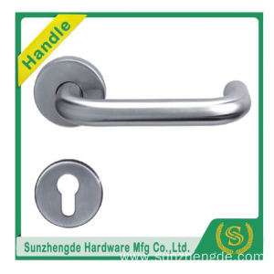 SZD STH-101 New Model Privacy Stainless Steel Tube 0.8 Mm Door Handle with cheap price