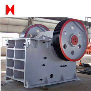 stone jaw crushing and screening machinery