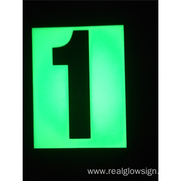 Realglow Photoluminescent رقم شقة 1