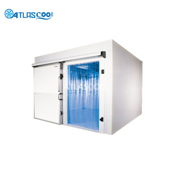 Small fish blast freezers mobile cold rooms