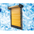 Cold storage fast roller shutter for food industry