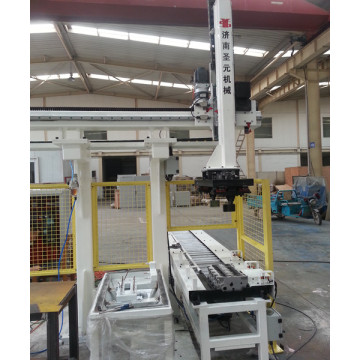 Le robot Metal Electric Truss