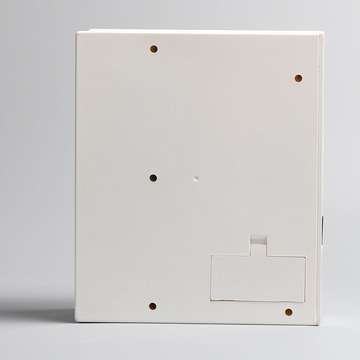 White Book Flip Clock for Decorating