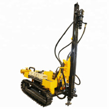 300m DTH crawler multifunctional hydraulic drill rig