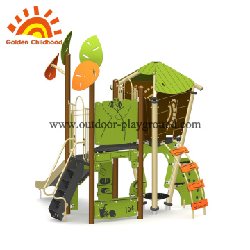 Recreation outdoor playground for children
