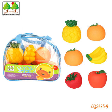 CQS625-9 CQS soft toys 6PCS with BB sound