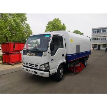 Super Hot ISUZU 5cbm street sweeper truck