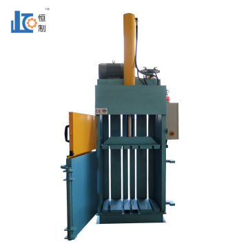 hydraulic PET bottle baling machine for factory sale