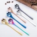 Cute Coffee Tea Stirring Dog Paws spoon