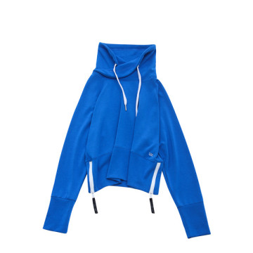 Ladies Knit Activewear Pullover