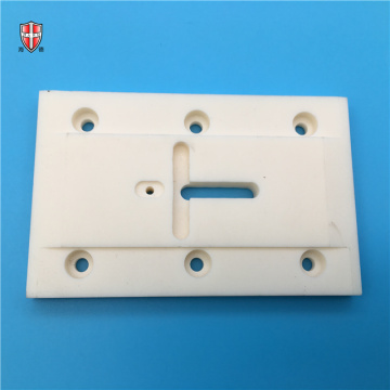 high temperature industrial 99% alumina ceramic plate