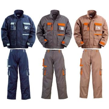 Arbetare 100% bomull Mens Uniforms Workwear