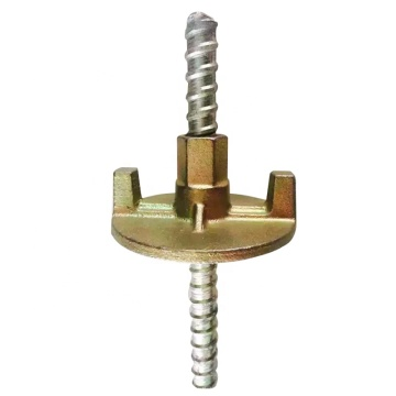 the hot dip galvanized sand casting bolts nut