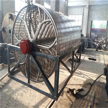 Paper Industry SS Cylinder Mould Paper Machine
