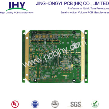 12 Layer PCB Circuit Board Stackup and Manufacturing